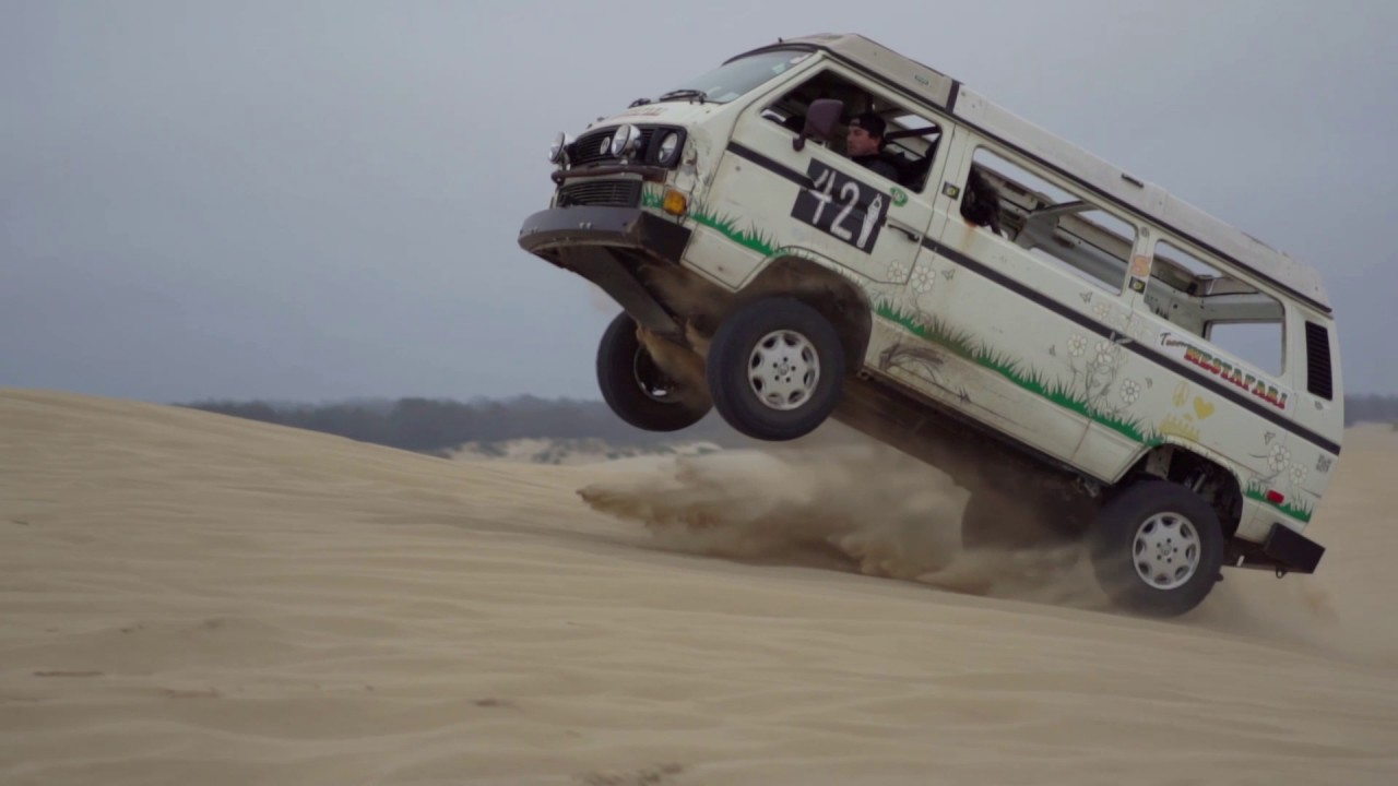 GoWesty x NORRA Mexican 1000: Teaser