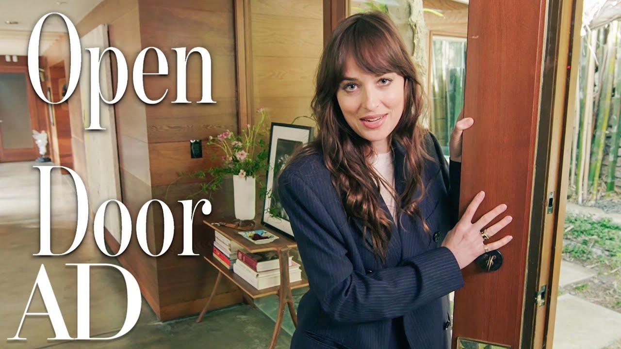 Inside Dakota Johnson's Serene Hollywood Home | Open Door | Architectural Digest