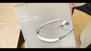 SAMSUNG Level U bluetooth kulaklık açılış ve deneyim (detaylı)