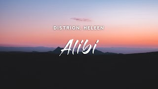 Distrion - Alibi (Lyrics) feat. Heleen YouTube Videos