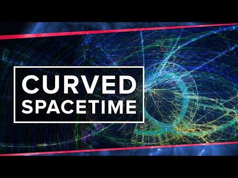 General Relativity & Curved Spacetime Explained! | Space Tim