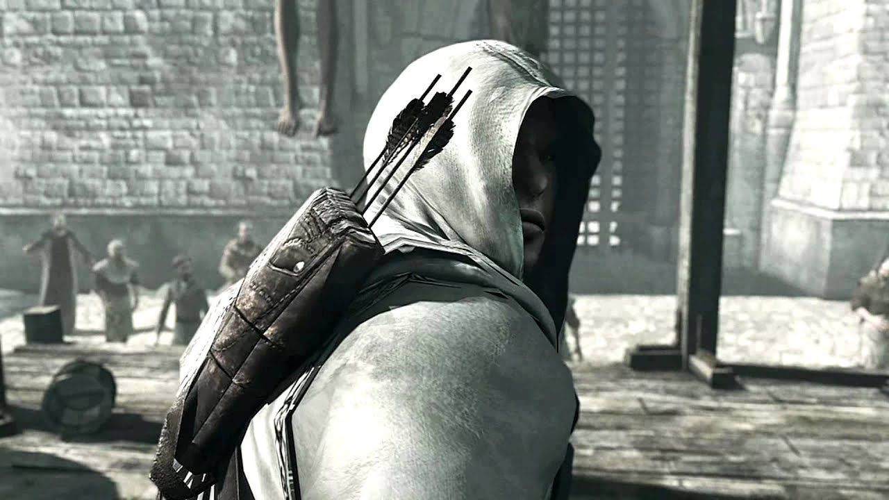 Trailer Assassin S Creed I Altair Preview Full Hd 1080p Youtube