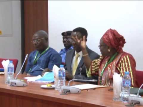 Senate Committee On Financial Misappropriation In MDAs