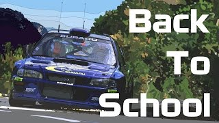 Richard Burns Rally - Rally School