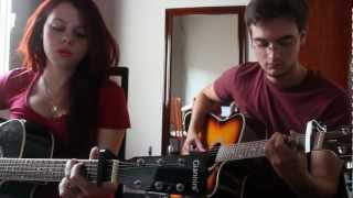 here without you 3 doors down cover ft gabriel