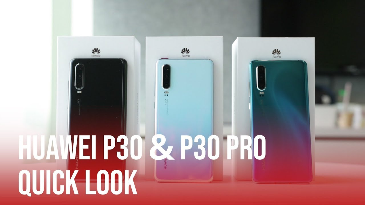 Huawei P30 and P30 Pro Price In Malaysia Starts From RM 2699