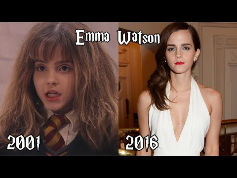 Thumbnail: Harry Potter | Then And Now 2016