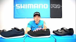 Zapatillas CT y RP SHIMANO