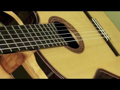 Guitar Gallery presents Mervyn Davis Classical Guitar (SOLD)