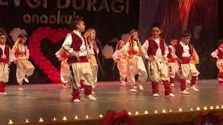 2018 Sevgi Durağı Anaokulu Yıl Sonu Gösterisi - Halk Oyunları
