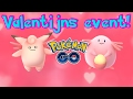 Pokemon GO - Valentijns Event! Candy candy candy!