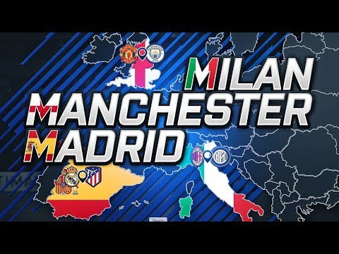 THE CHAMPION OF 2018!!! MILAN, MANCHESTER, MADRID EP36