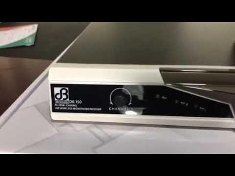 PhoNhac.vn | Mic karaoke dB Acoustic dB150 cho karaoke gia đình giá cực tốt