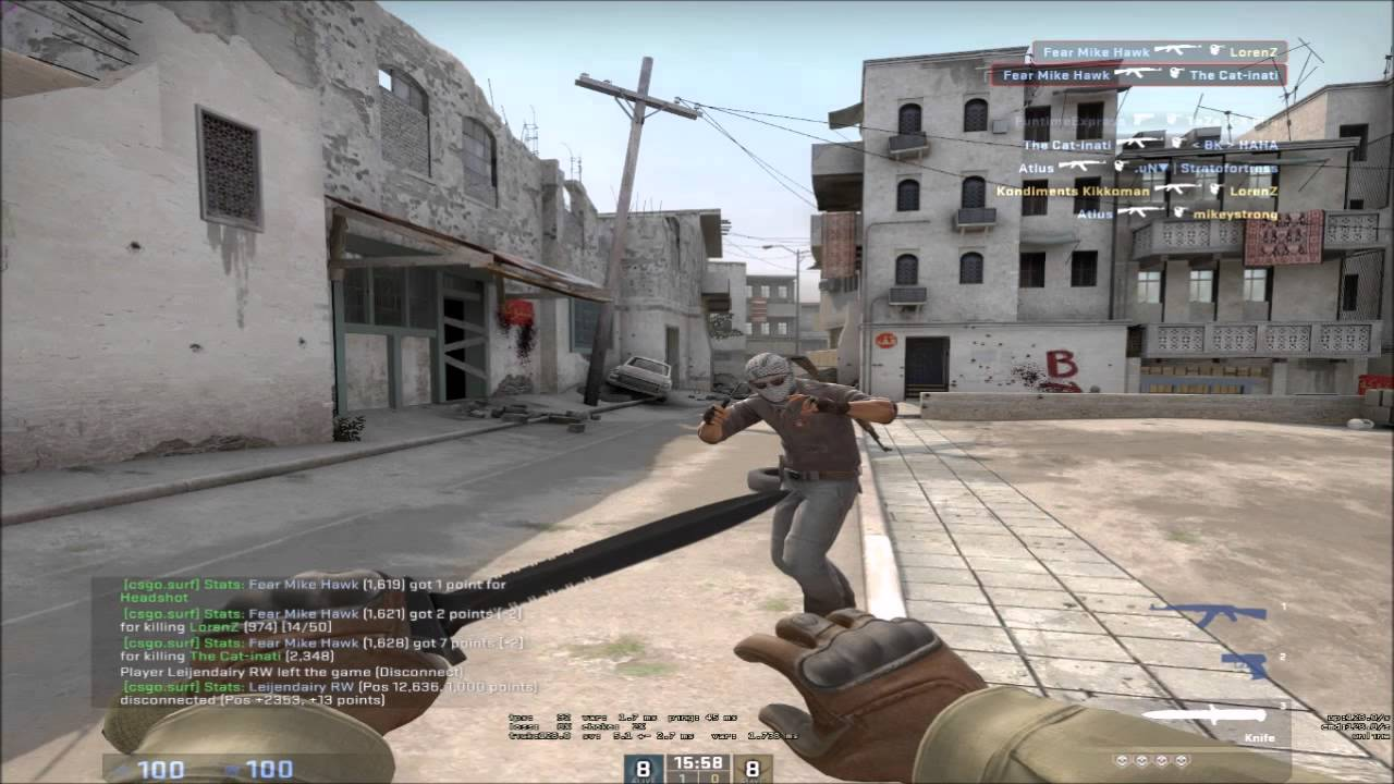 how to get headshot only cs go