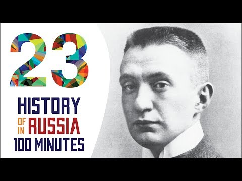 Provisional Government - History of Russia in 100 Minutes (Part 23 of 36)
