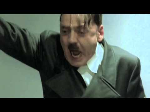 Hitler sings heyayayay
