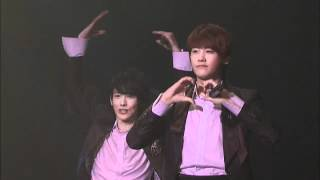 ZE:A - Love Letter (live)