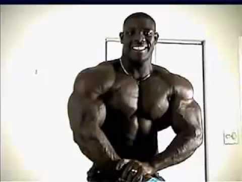 Huge black muscle