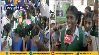 Science Expo 2019 | Students Innovative Creations Attract | in KBN College of Vijayawada