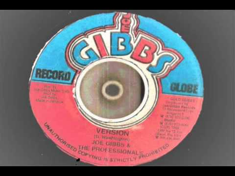 Dennis Brown - Created by the Father - extended version - Joe Gibbs records - roots reggae stepper