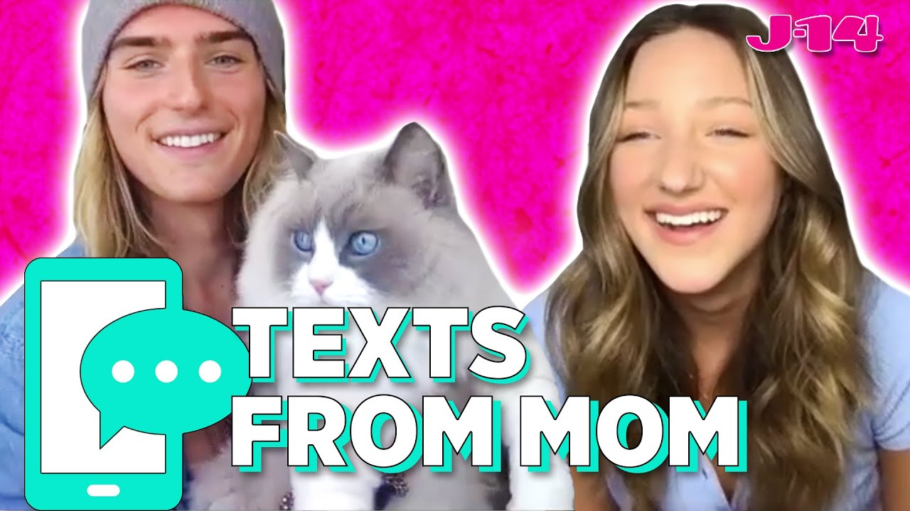 Tall Girl Stars Ava Michelle and Luke Eisner Read Texts From Mom