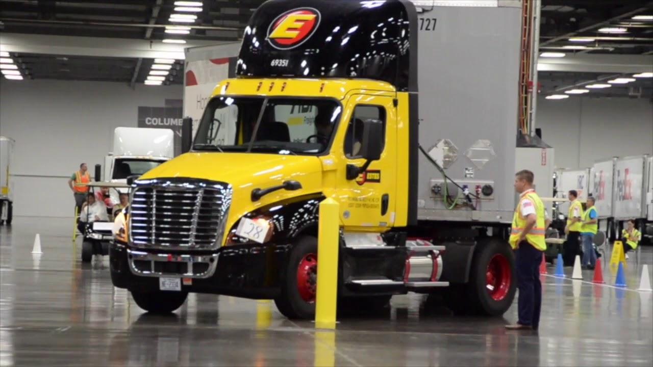 18 wheel truck trailer diagram [ 1280 x 720 Pixel ]