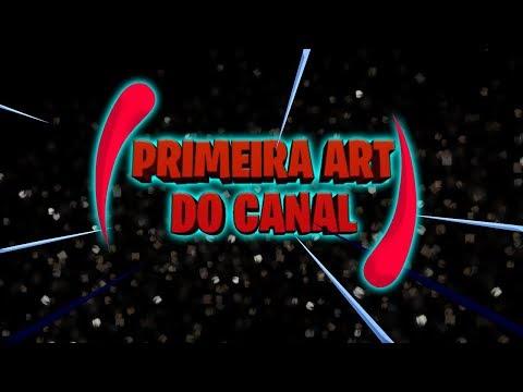 Primeira ART do Canal!!! FAÇO ART'S DE GRAÇA