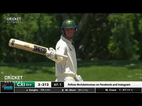 Day four highlights: CA XI v England