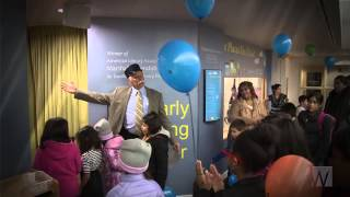 The Places You'll Go: Transportation Exhibit Grand Opening