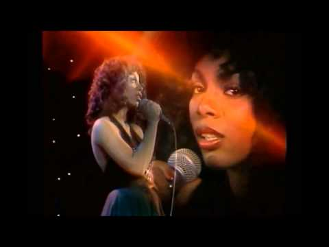 Barbra Streisand and Donna Summer-No More Tears [Enough is Enough]-video Edit