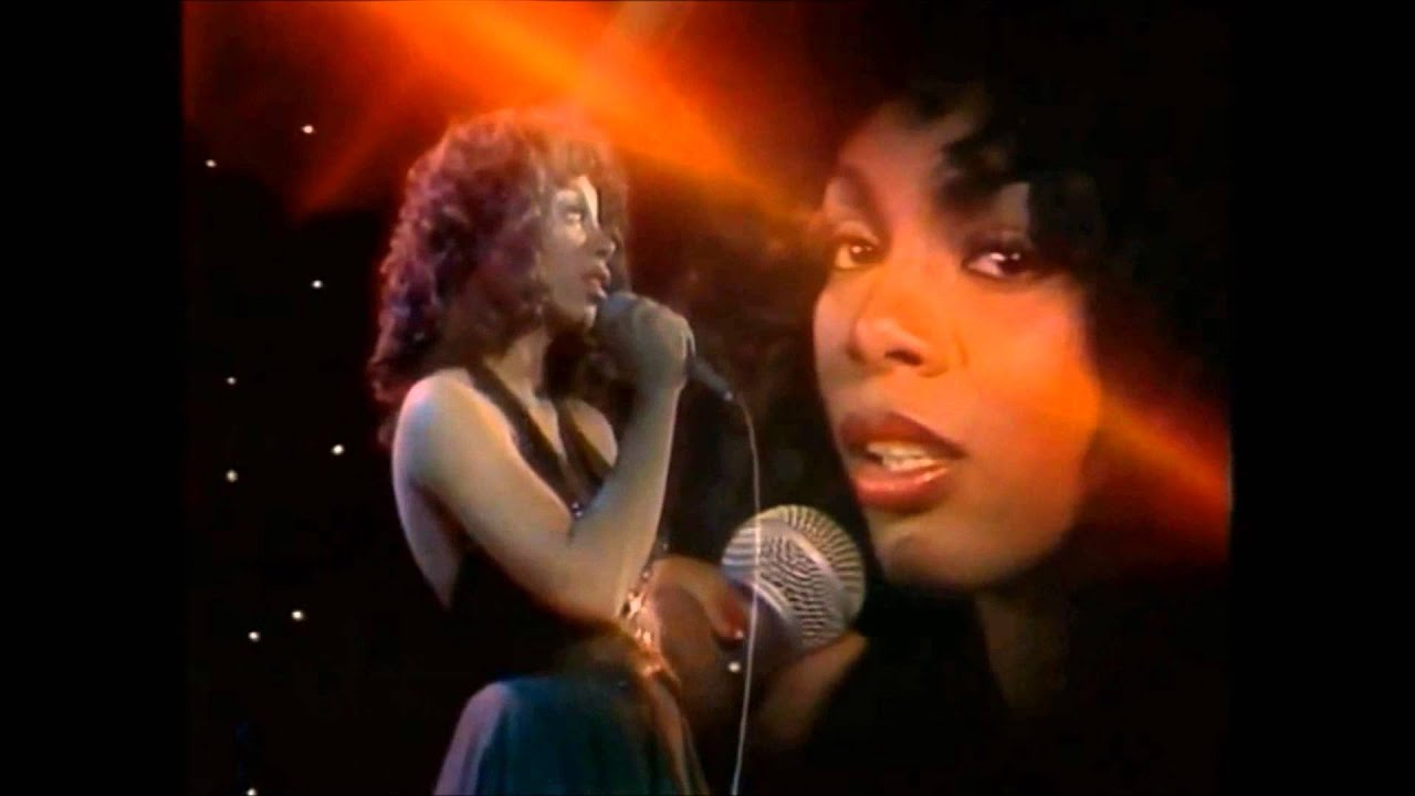 Barbra Streisand and Donna Summer-No More Tears [Enough is ...