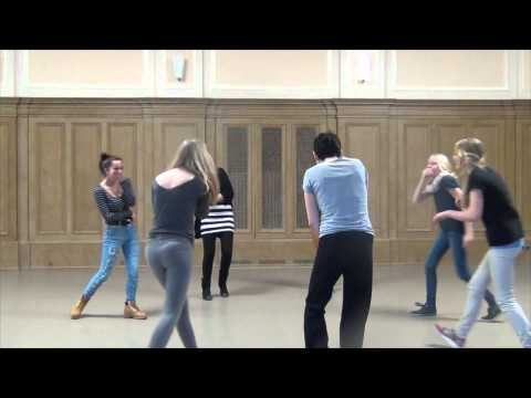 """""""KONTRASTE"""" making of part 1-Dance, music, video and theater kids project"""