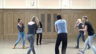 """KONTRASTE"" making of part 1-Dance, music, video and theater kids project"