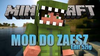 Download Mod do Zaesz- Edit 5zigMod 1.7 / 1.8 / 1.9