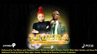 "Tian Winter Feat. Claudette Peters - SUPERSTAR ""2013 Antigua Soca"" (Pecision Productions)"