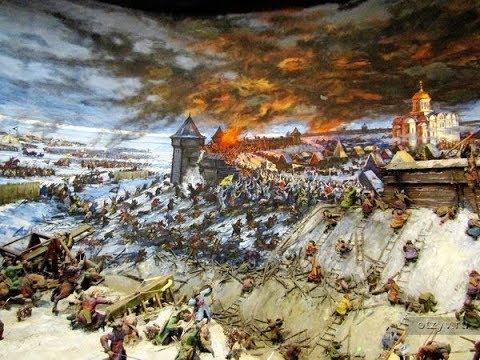 1237 г Нашествие ОРД Батыя на древнею Русь ..Как это было