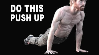 The Most Important PUSH UP You