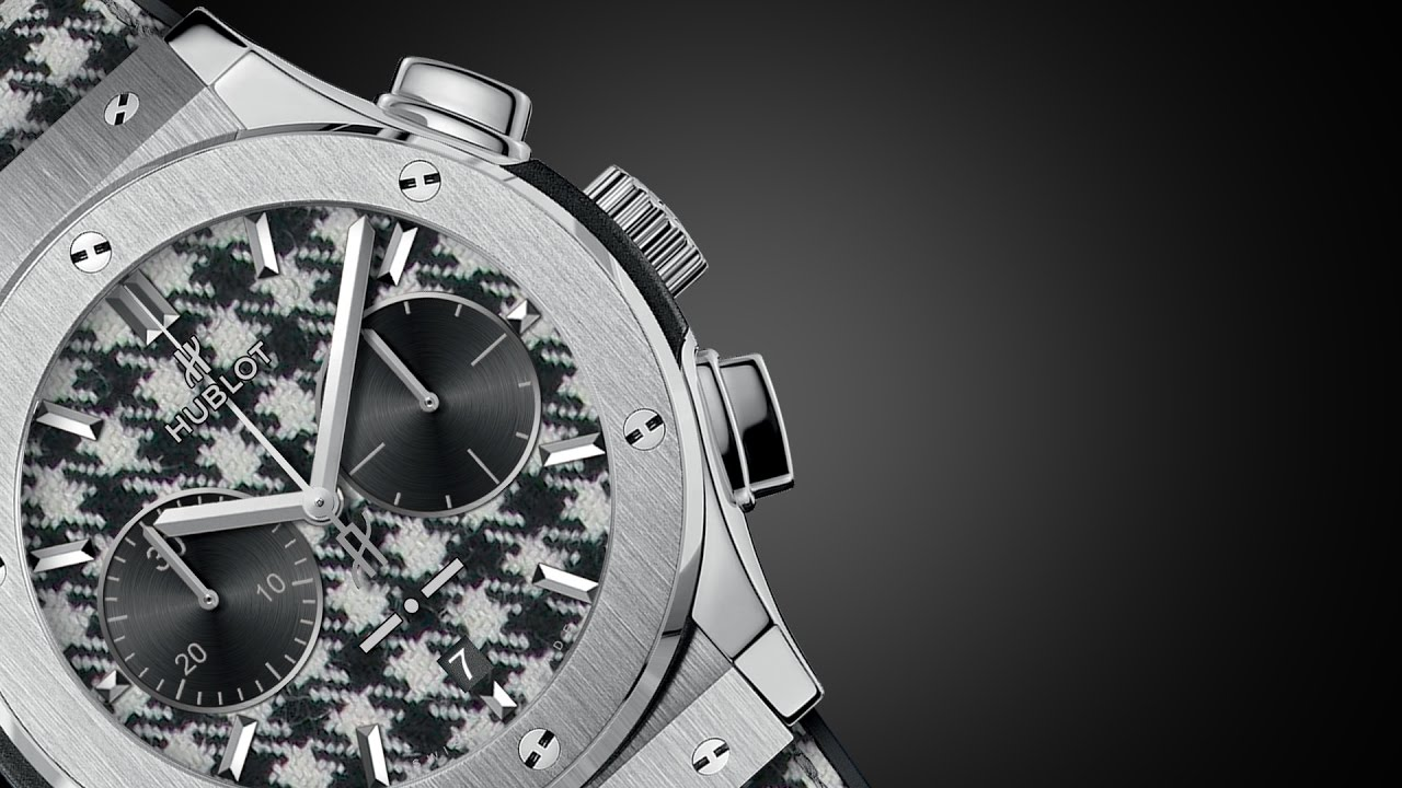 HUBLOT - CLASSIC FUSION ITALIA INDEPENDENT COLLECTION