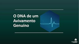 O DNA de um Avivamento Genuíno   Culto 06/06/2021