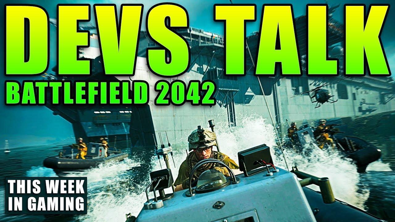 Dev Interviews Reveal New Battlefield 2042 Info - Halo Infinite Preview Update - This Week In Gaming