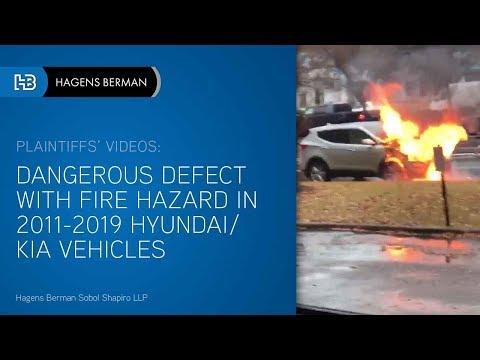 Hyundai / Kia Fire Hazard | Hagens Berman | National Class Action