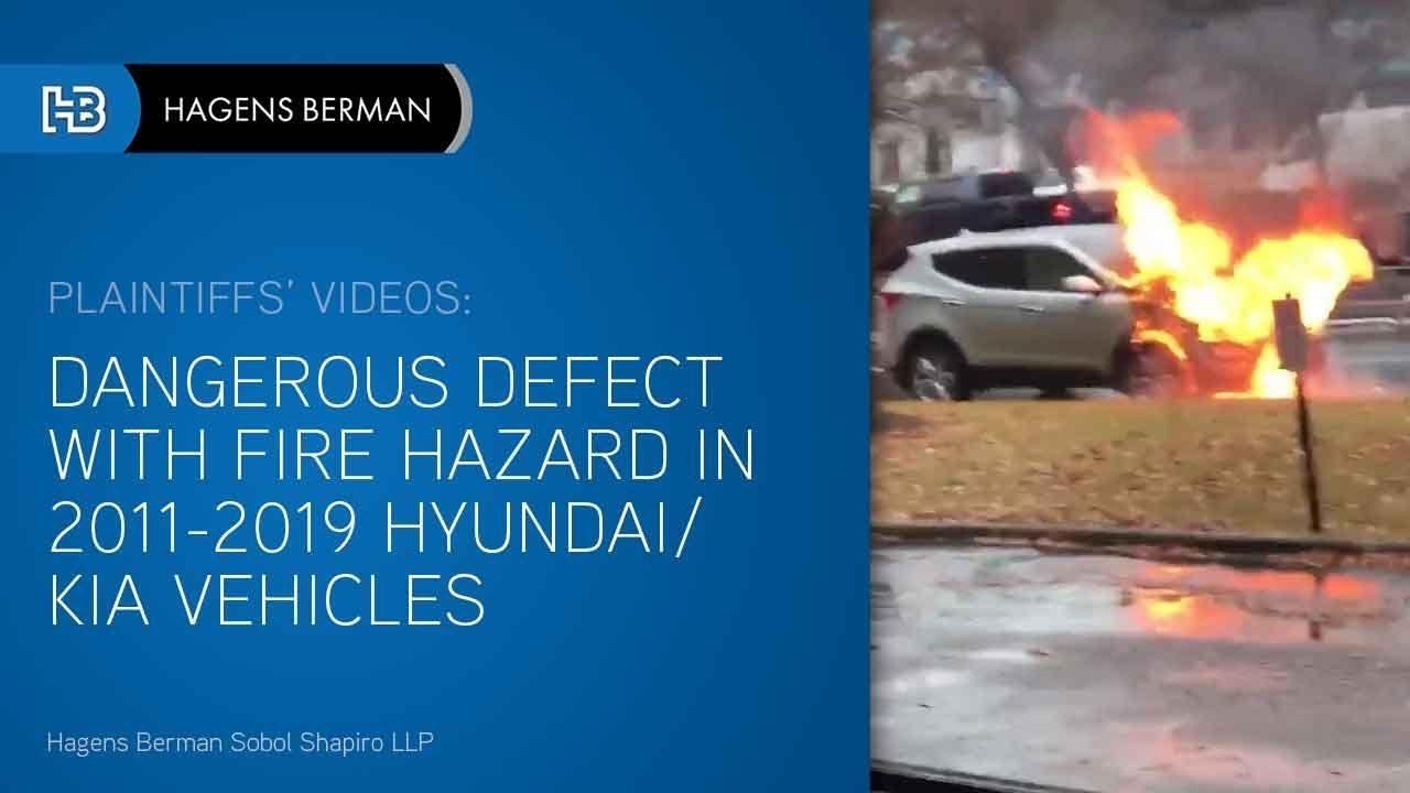 Hyundai and Kia Owners Share Harrowing Videos of Spontaneous