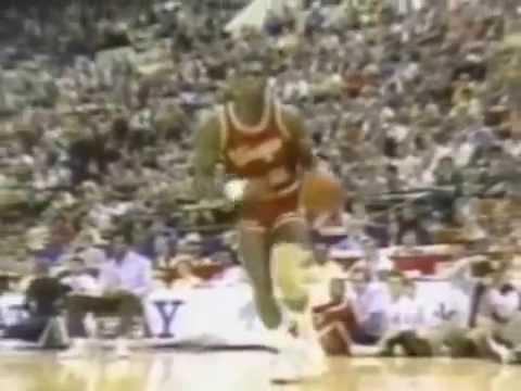 Orlando Woolridge 2 handed Reverse Dunk 1985