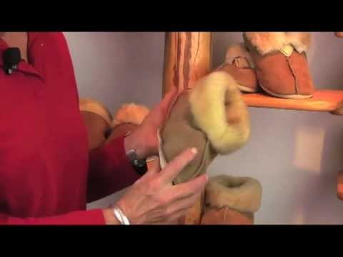 Handmade Sheepskin Slippers
