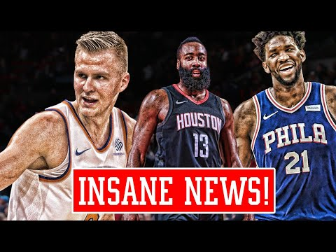 James Harden is NOT IMPRESSED! Joel Embiid DESTROYS Towns! HUGE Porzingis Update! | NBA News