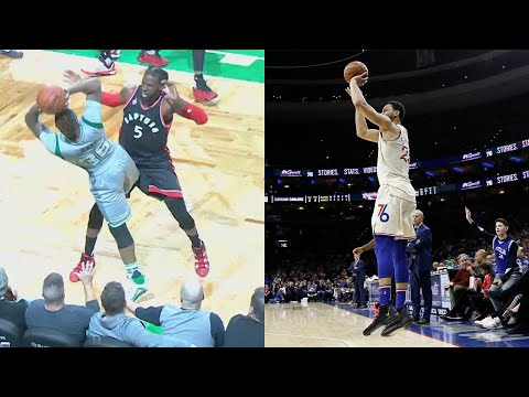 NBA One in a Million Moments
