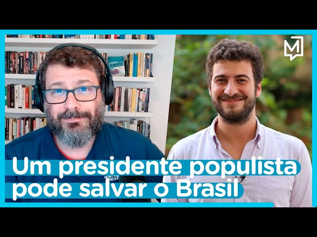 Conversas: Como o populismo vencerá Bolsonaro? O cientista político Miguel Lago explica!