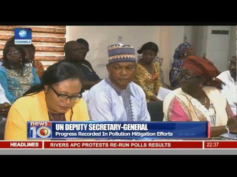 Nigeria's Amina Mohammed Appoited UN Deputy Secretary General