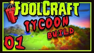 Foolcraft 3: Found The Best Place To Start!  (Minecraft Modded Survival Ep 1)