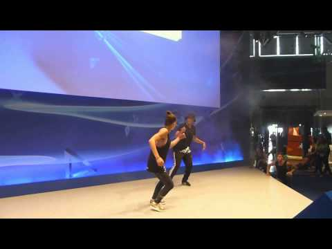 Breakdance @ Gamescom 2015